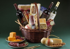 Wine and dine with this basket Sure to Impress!